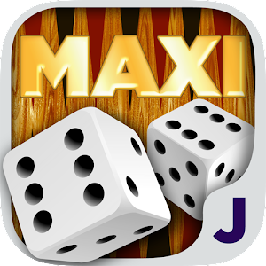 Maxi Backgammon for PC and MAC