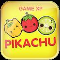 Happy Fruit Pikachu icon