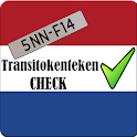 Transitokenteken Check icon