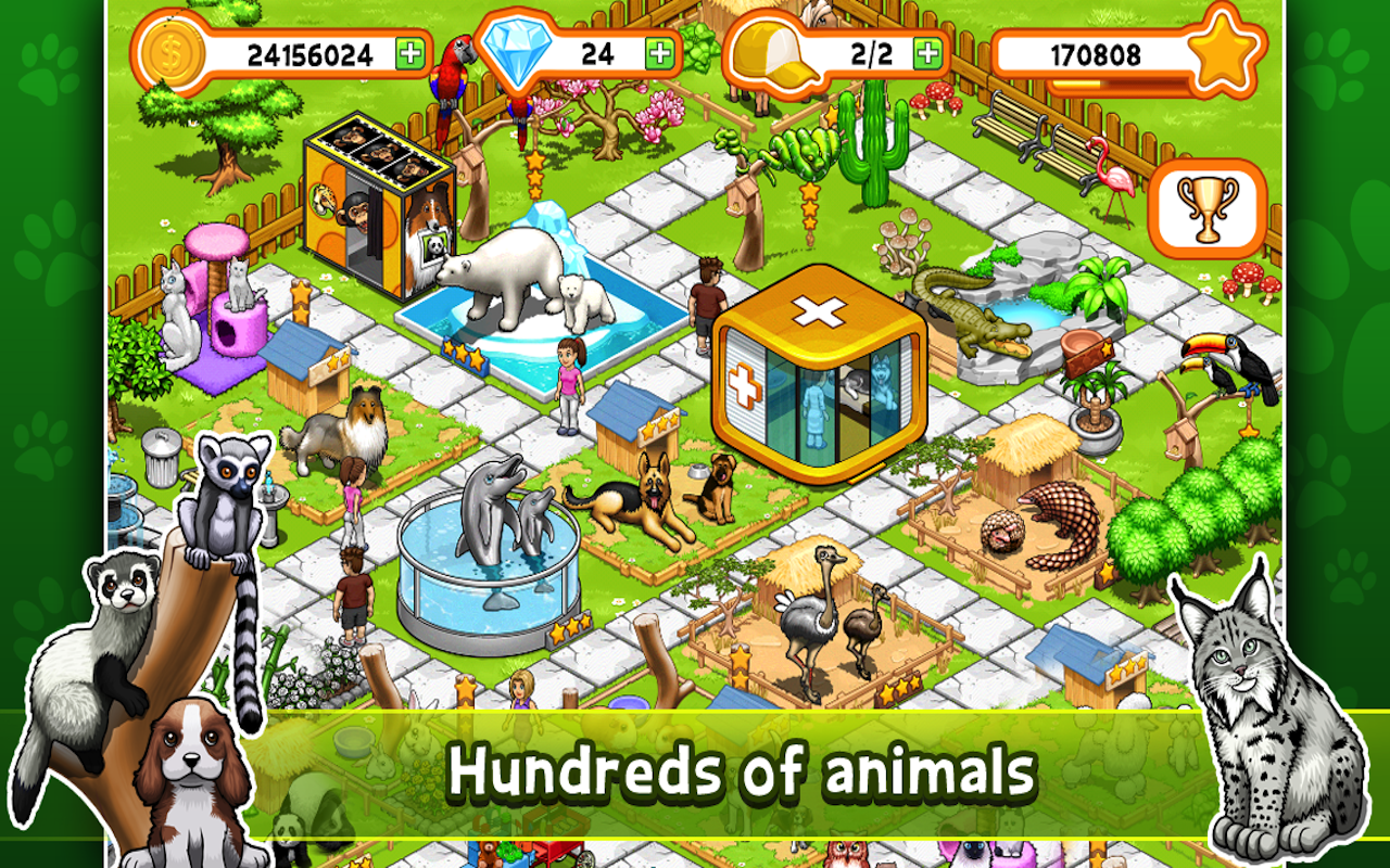 Mini Pets - screenshot