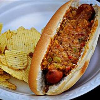 Hooley's Hot Dog Relish.