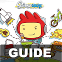 Scribblenauts Remix Cheat logo