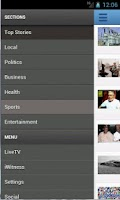 Screenshot of ChannelsTV Mobile for Androids