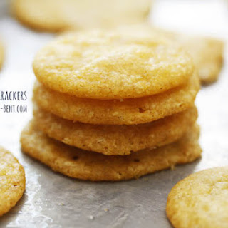 From the Book > Cheese Crackers (We Made a Boo Boo) Recipe