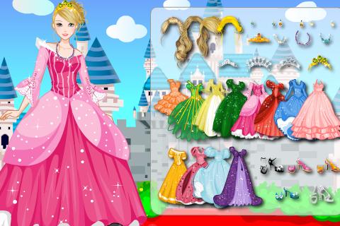 仙女可愛公主裝飾