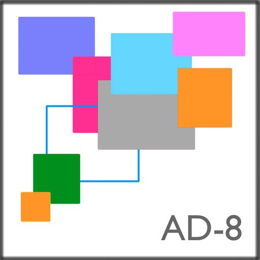 AD8筛查表 健康 App LOGO-APP開箱王