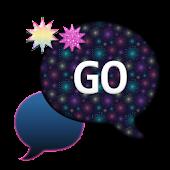 GO SMS THEME/StarGazer1