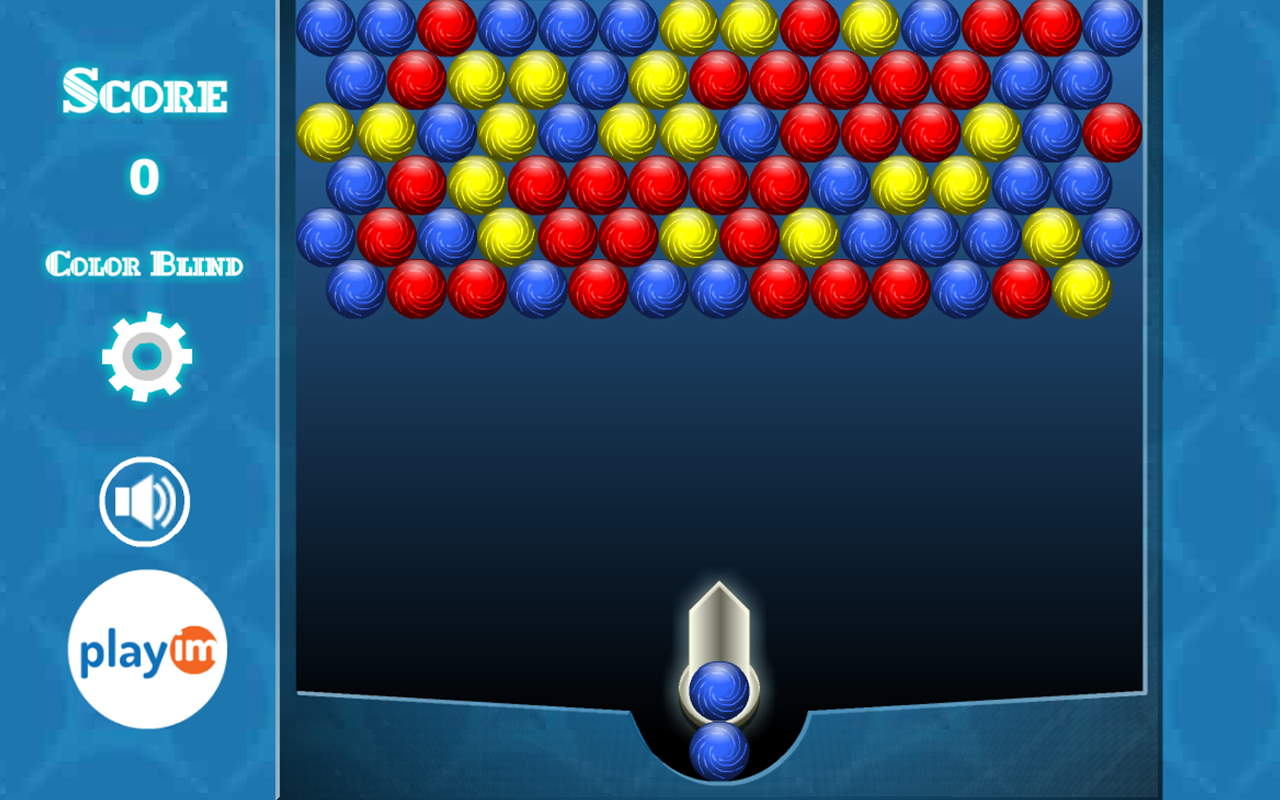 Bouncing Balls - Bubble Buster - screenshot