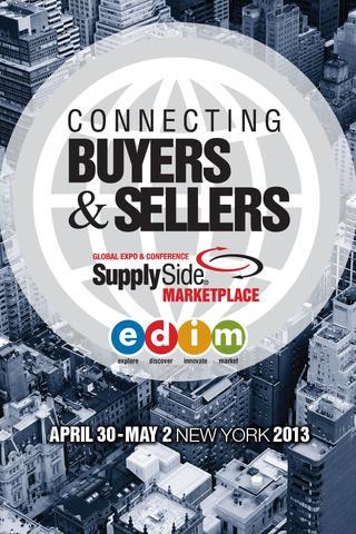 SupplySide MarketPlace 2013