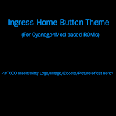 Ingress Home Button Theme
