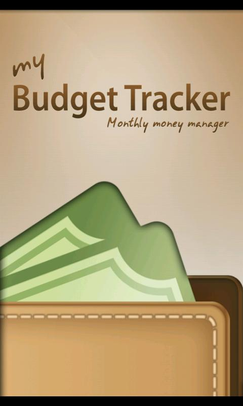 My Budget Tracker - screenshot