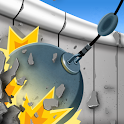 Berlin wall-pecker