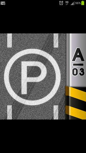 駐車位置表示 My Parking Spot