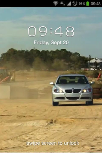 Car Transformer Live Wallpaper