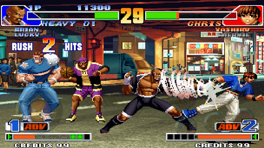 THE KING OF FIGHTERS '98 v1.1