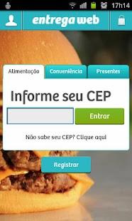 EntregaWeb - screenshot thumbnail
