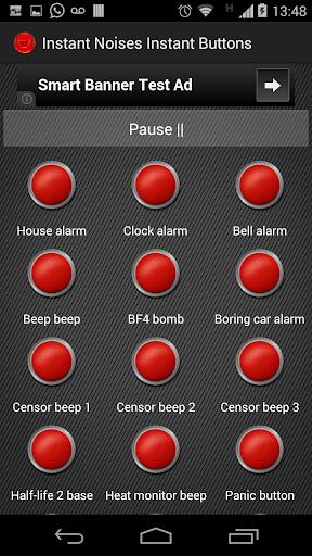 Instant Noises Instant Buttons
