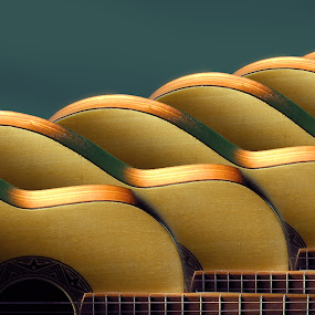 ripples by Fernando Ale - Artistic Objects Musical Instruments ( guitar, , object, musical, instrument )