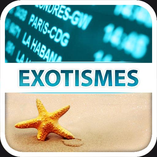 Exotismes + LOGO-APP點子