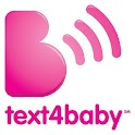 Text4baby: Pregnant & New Moms icon