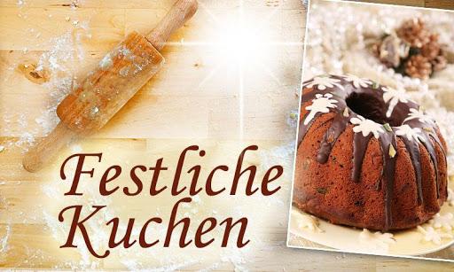 Kuchen backen - Kuchenrezepte