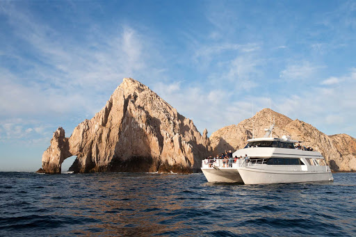 Cabo-San-Lucas-boat-tour - Special boat tours allow you to see different areas of the coast of Los Cabos.