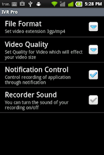 Incognito Video Recorder Pro- screenshot thumbnail