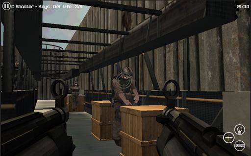 戰爭射擊 - 射擊遊戲