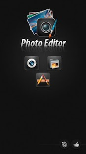 Editor de fotos para Android - screenshot thumbnail
