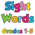 Sight Words Grades 1-5 icon