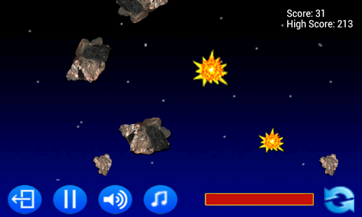 Rock Blaster- screenshot thumbnail