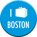 Boston Travel Guide & Map icon