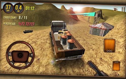 Cargo Truck Driver 3D 2014- screenshot thumbnail