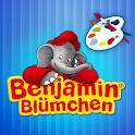 Malen mit Benjamin Blümchen icon