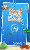 Screenshot of Best Matcher - Treasure Island