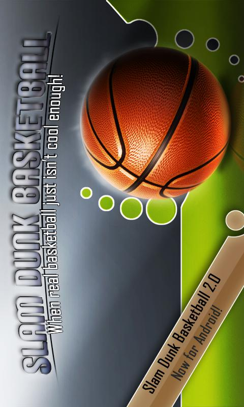 Slam Dunk Basketball Lite - screenshot