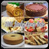 1001 Resep Bolu Spesial
