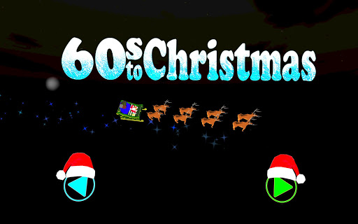 60 seconds to Christmas