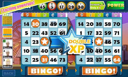 Bingo Fever - World Trip 1.04 screenshot 228041