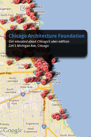 Chicago Free & Frugal - screenshot