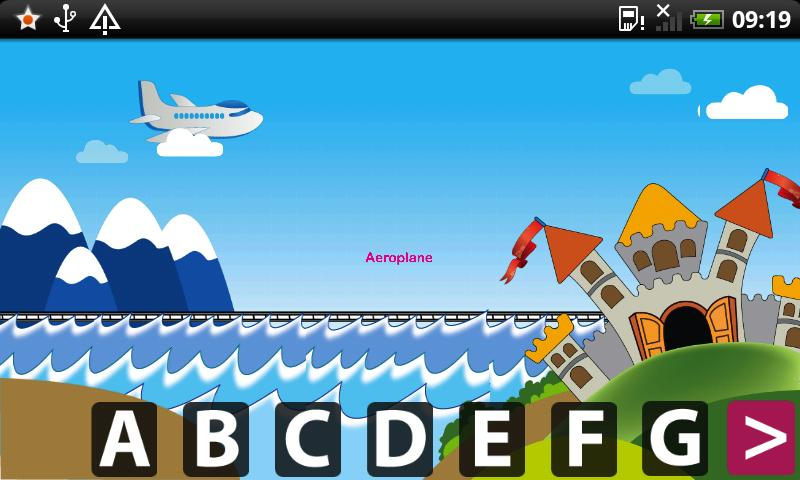 Family of ABC abc for Kids - screenshot