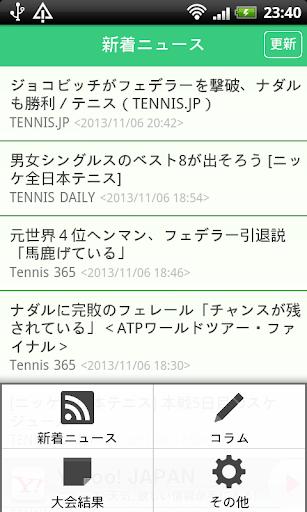 Tennis News 〜 気になるテニスニュースが集まる〜
