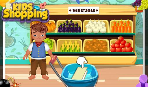 童装购物 - 儿童游戏为幼儿