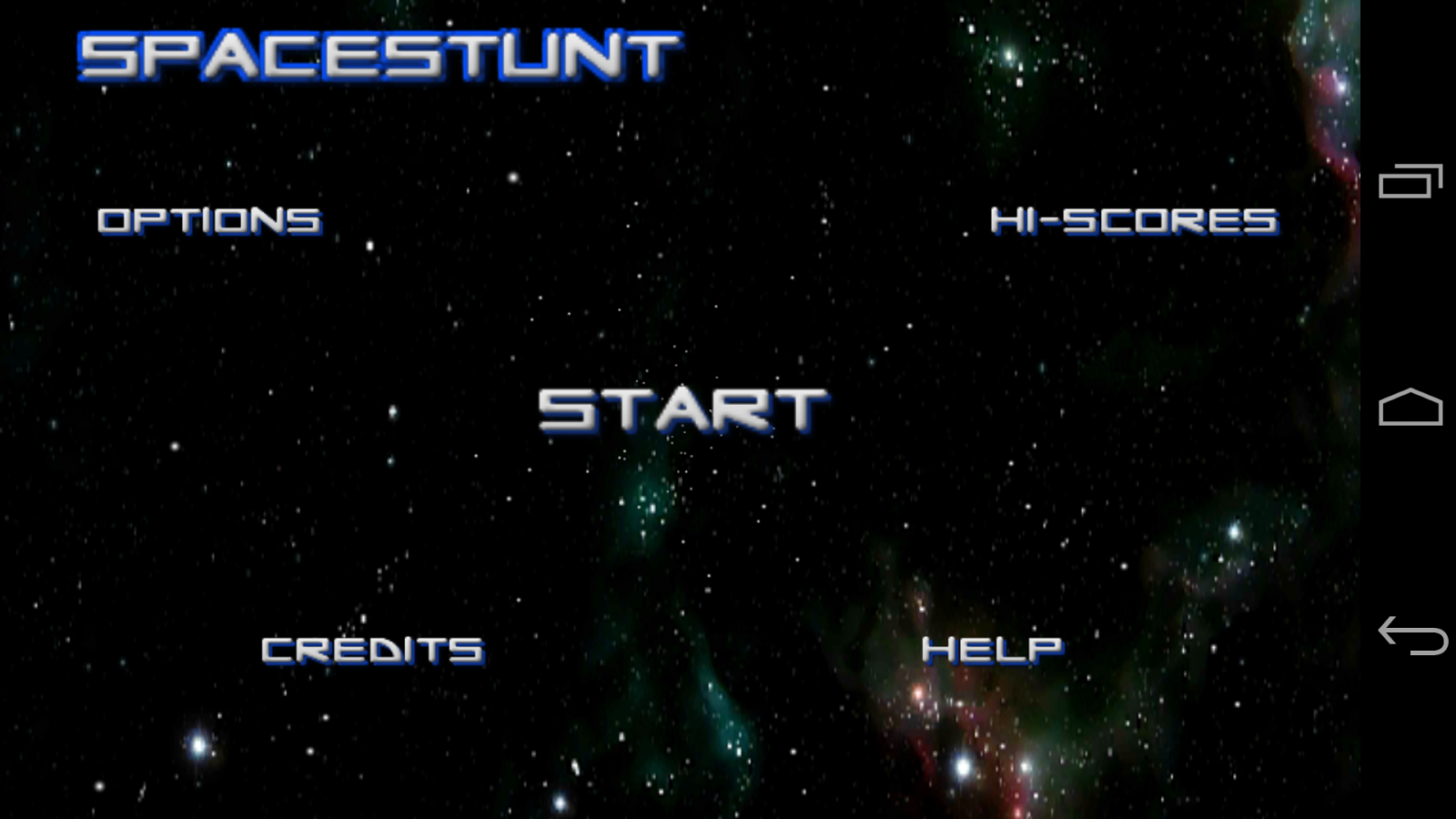 SpaceStunt- screenshot