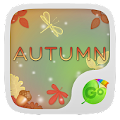 Autumn GO Keyboard Theme