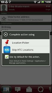 Skip HTC Locations - screenshot thumbnail