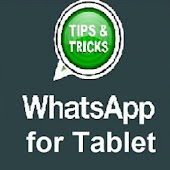 Whatsapp for Tablet - Guide