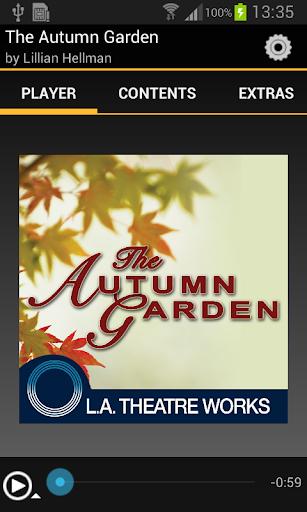 The Autumn Garden L. Hellman