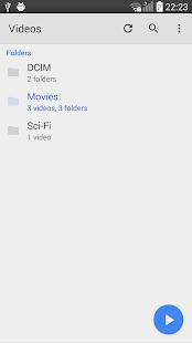 Reproductor MX - screenshot thumbnail