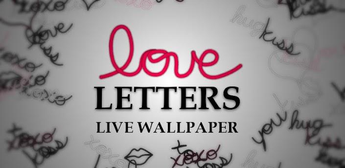 Love Letters Pro - живые обои День Святого Валентина для Андроид